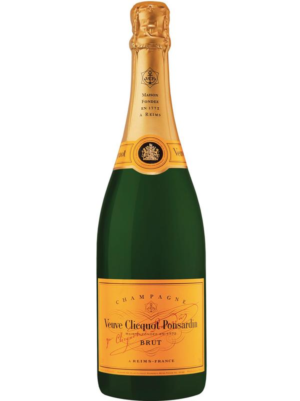 Brut Yellow Label 'La Ponsardine' Veuve Clicquot
