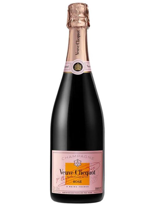 Veuve Clicquot Champagne Rosé