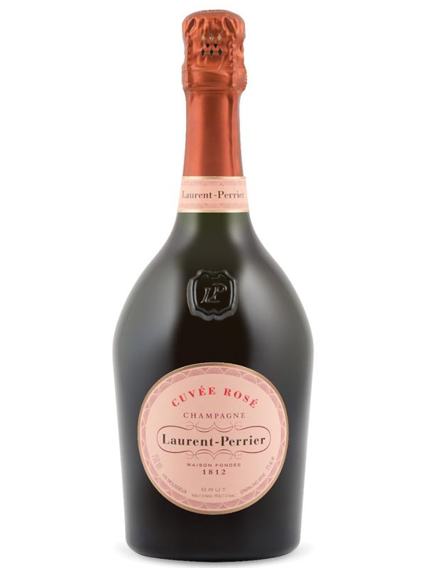 Cuvée Rosé Laurent Perrier