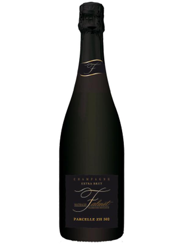 Nathalie Falmet Champagne Cuvée Parcelle 'Z'