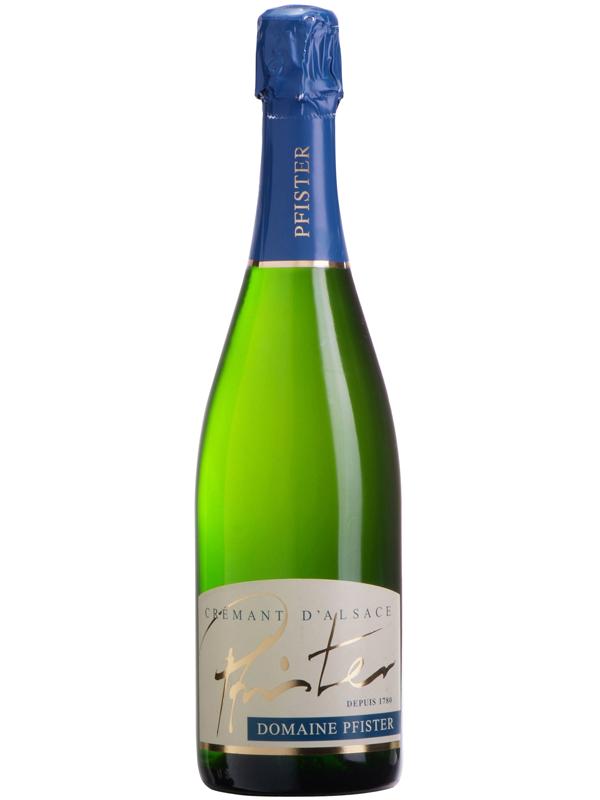 Crémant D' Alsace Brut Blanc De Blancs Domaine Pfister