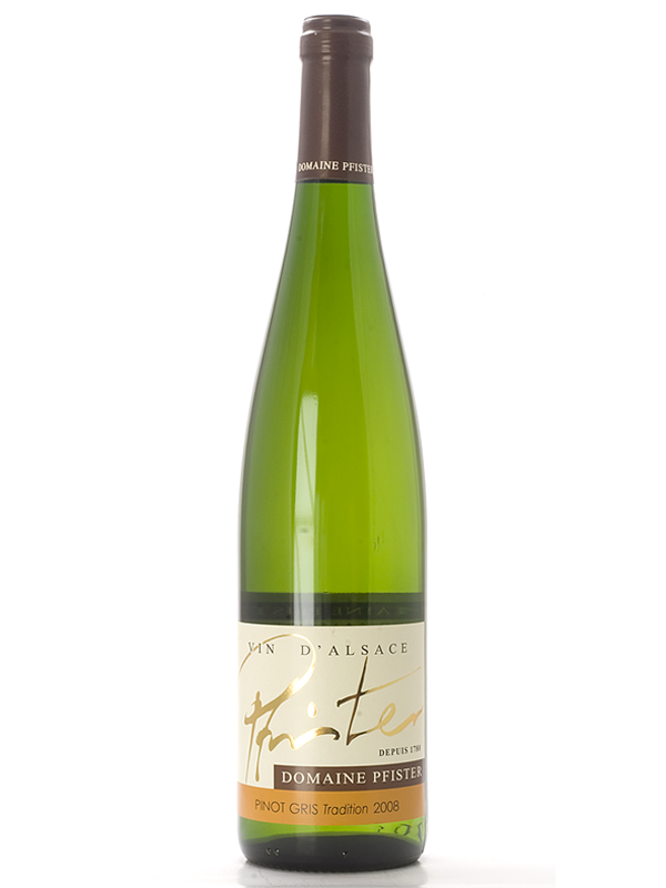 """Pinot Gris """"Furd"""" Domaine Pfister Alsace"""