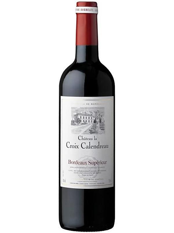 Bordeaux Supérieur 2012 Château La Croix Calendreau