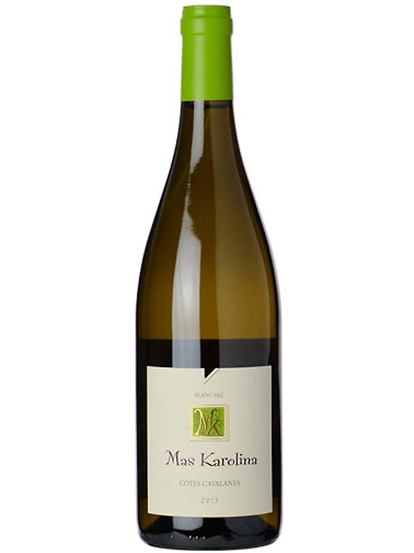 Côtes Catalanes Blanc Mas Karolina