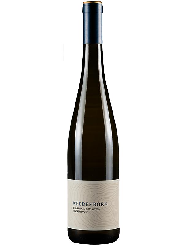 Westhofener Cabernet Sauvignon 2011 Weingut Weedenborn