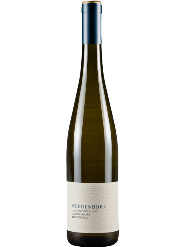 Sauvignon Blanc 'Terra Rossa' Westhofen 2016 Weingut Weedenborn