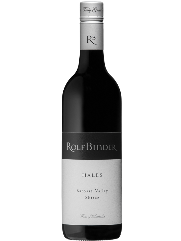 'Hales' Shiraz 2013 Rolf Binder