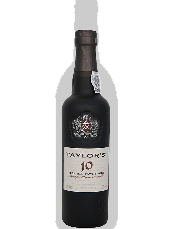 10 Year Old Tawny Port Taylor's Fladgate & Yeatman (0.38 L)