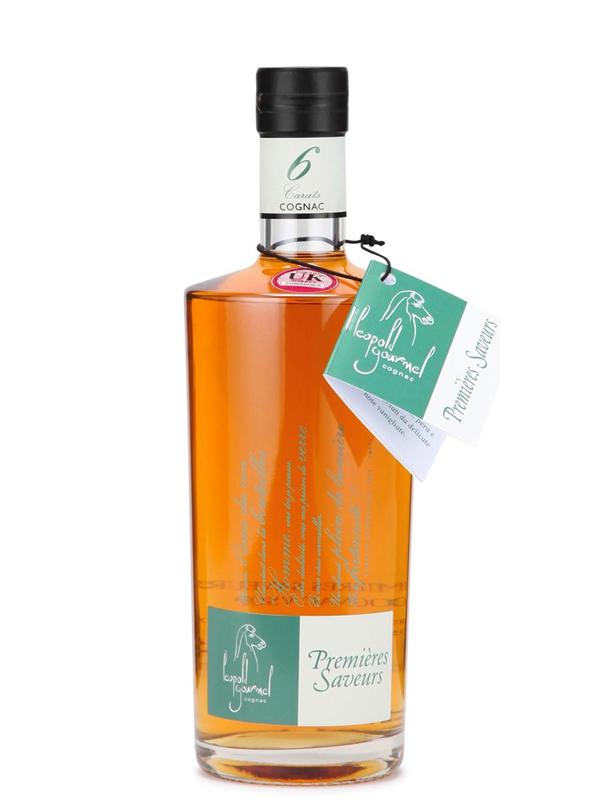Cognac Premières Saveurs Léopold Gourmel