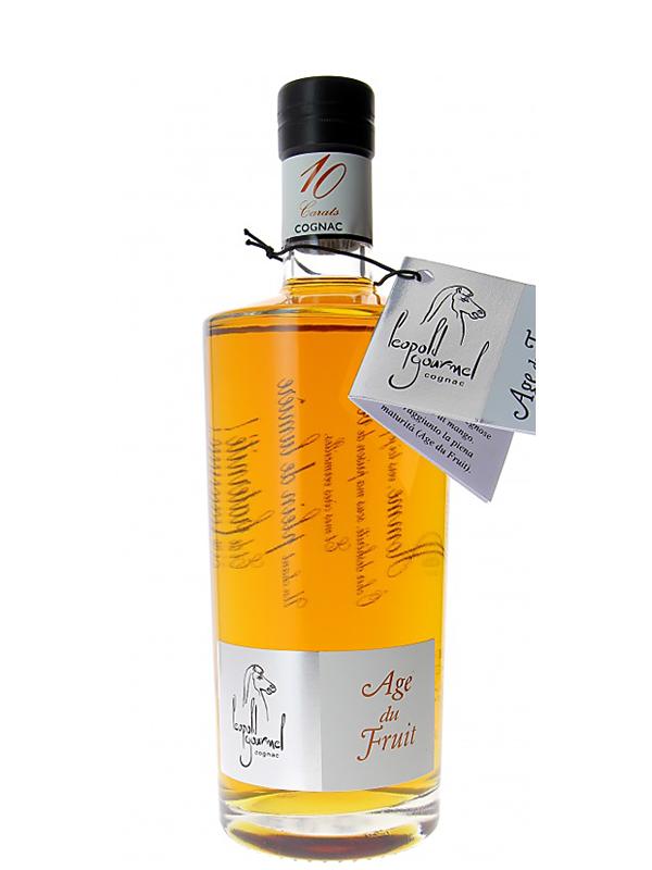 Cognac 'Age De Fruit' Léopold Gourmel