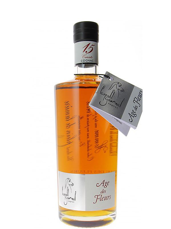 Cognac 'Age Des Fleurs' Léopold Gourmel