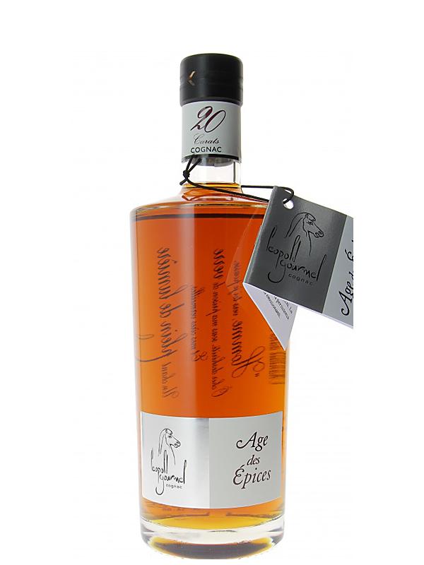 Cognac 'Age D'Epices' Léopold Gourmel