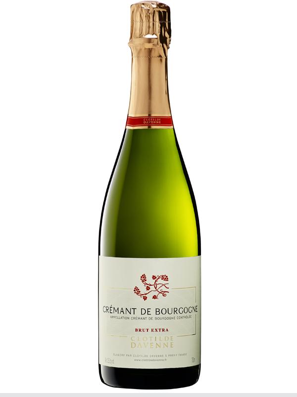 Crémant De Bourgogne Clotilde Davenne
