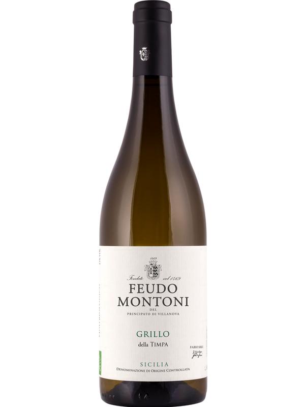 Grillo Della Timpa 2017 Feudo Montoni