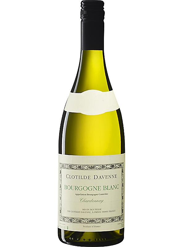 Bourgogne Blanc Clotilde Davenne