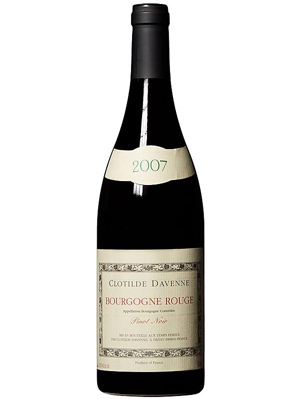 Bourgogne Rouge 2016 Clotilde Davenne