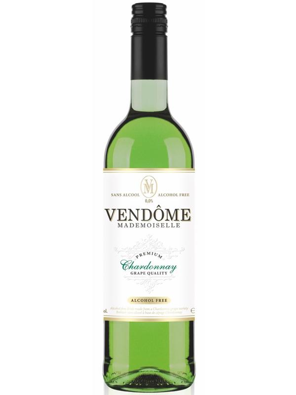 Vendôme Mademoiselle Chardonnay Sans Alcool 0,0 %