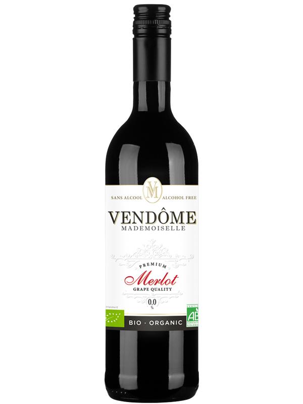 Vendôme Mademoiselle Merlot Sans Alcool 0,0 %