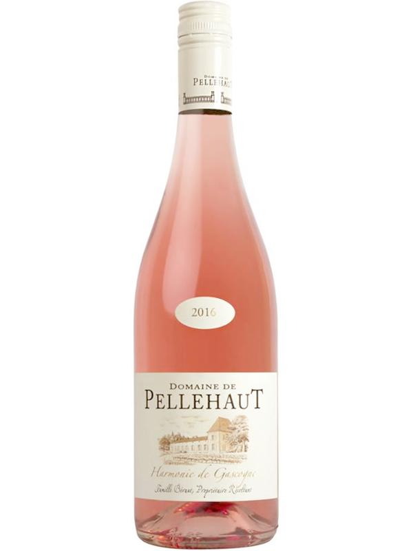 Harmonie De Gascogne Rosé Domaine De Pellehaut