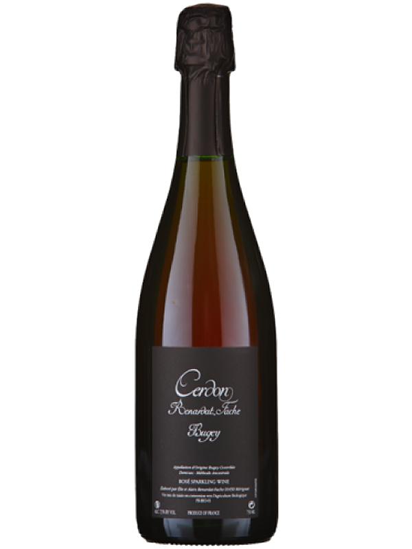 Cerdon Rosé Pétillant Bugey Domaine Alian Renardat-Fache