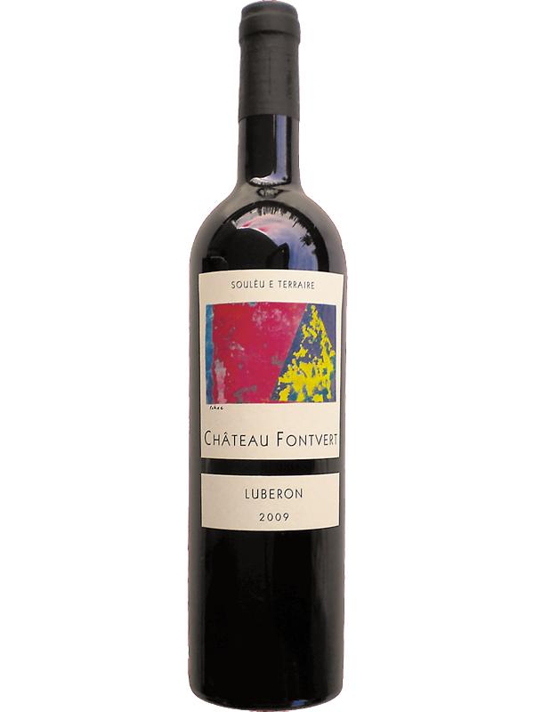 chateau-fontvert-luberon-souleu-terraire-rood.