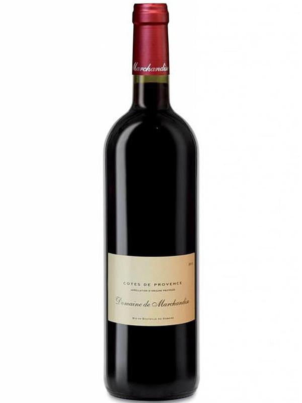Côtes de Provence Rouge 2018 Domaine de Marchandise
