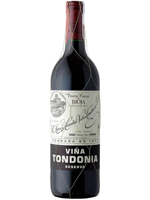 Rioja Tinto Reserva Vina Tondonia 2006 Bodegas R. López De Heredia