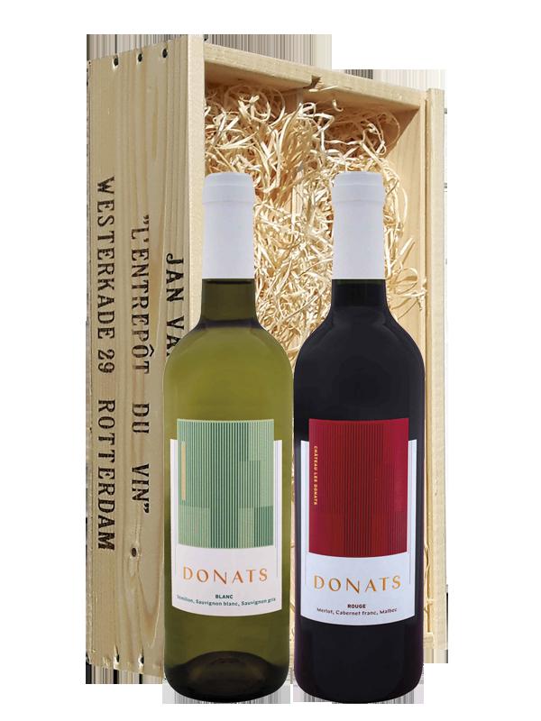 Wijngeschenk Les Donats Bergerac