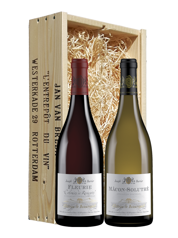 Wijngeschenk Château de Beauregard