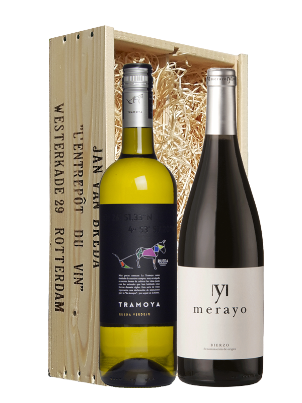 Wijngeschenk Spanje