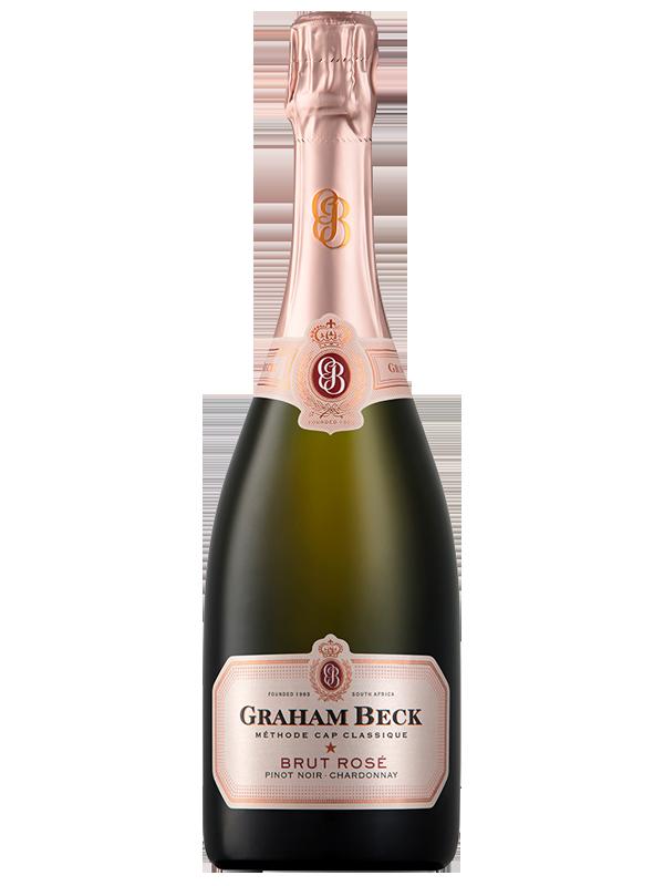 Graham Beck Brut Rosé Vonkelwijn