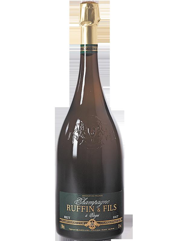 Ruffin & Fils Chardonnay D'Or Champagne MAGNUM (1,5 L)