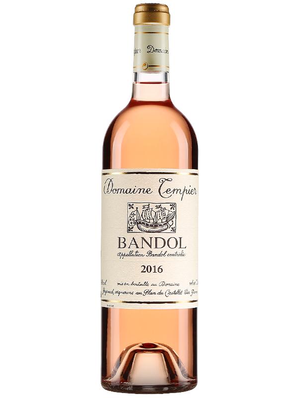 Bandol Rosé Domaine Tempier