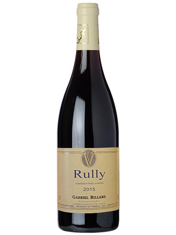 Rully Blanc 2018 Domaine Gabriel Billard