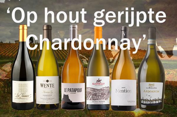 Herfstproefpakket Houtgerijpte Chardonnay's