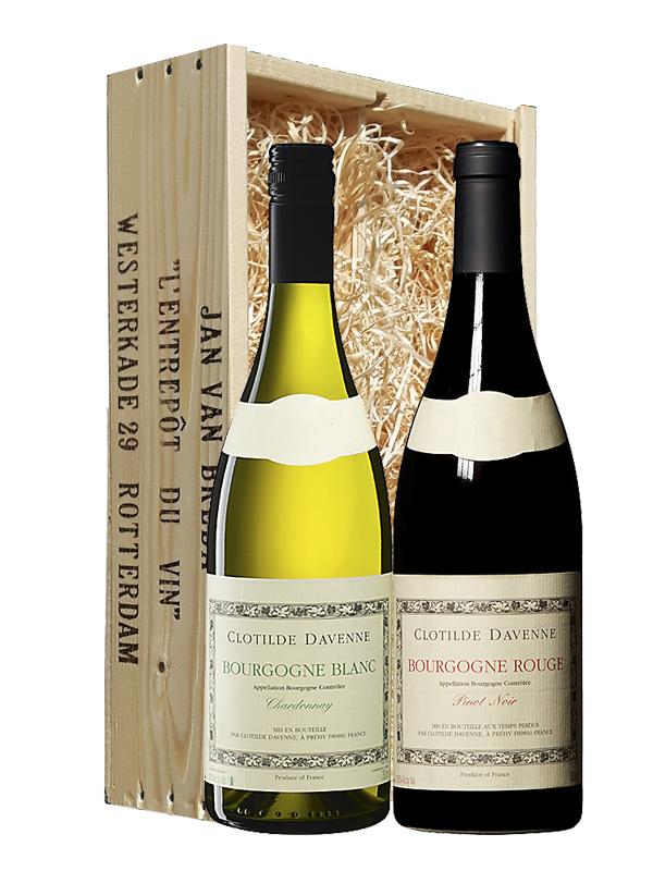 Wijngeschenk Bourgogne
