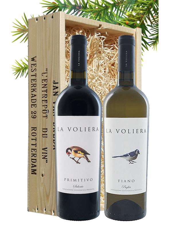 Wijngeschenk Puglia