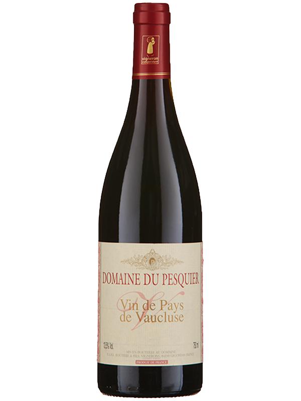 Vin De Pays De Vaucluse Domaine Du Pesquier