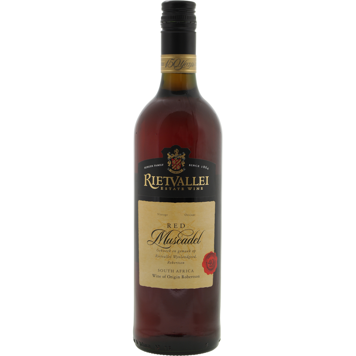 Rietvallei Classic Estate Red Muscadel