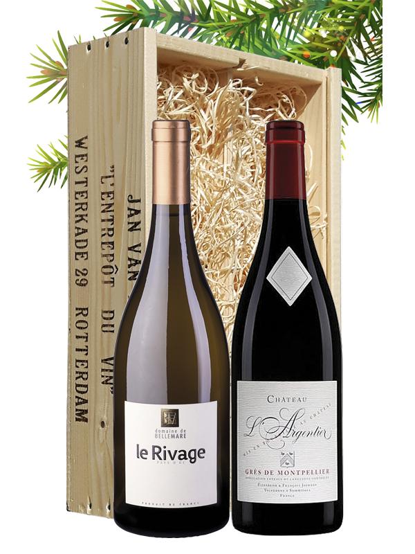 Wijngeschenk Frankrijk