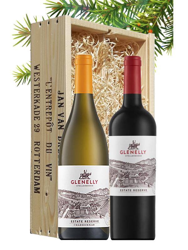 Wijngeschenk Zuid-Afrika Glenelly