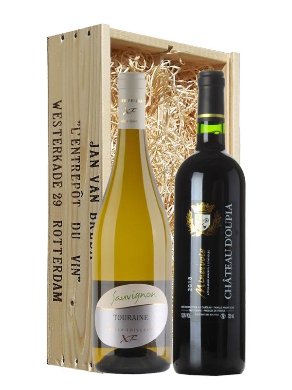 Wijngeschenk Frankrijk B