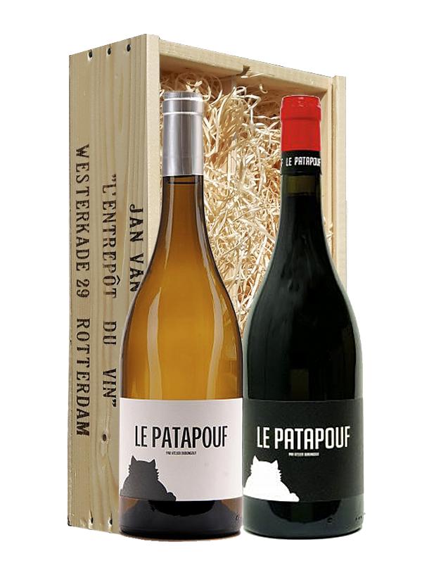 Wijngeschenk Frankrijk Patapouf