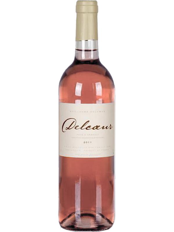 Rosé Vin De Pays De L'Hérault Guillaume Delcoeur