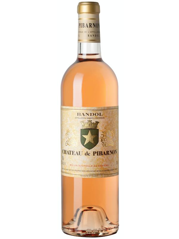 Bandol-rose-chateau-pibarnon