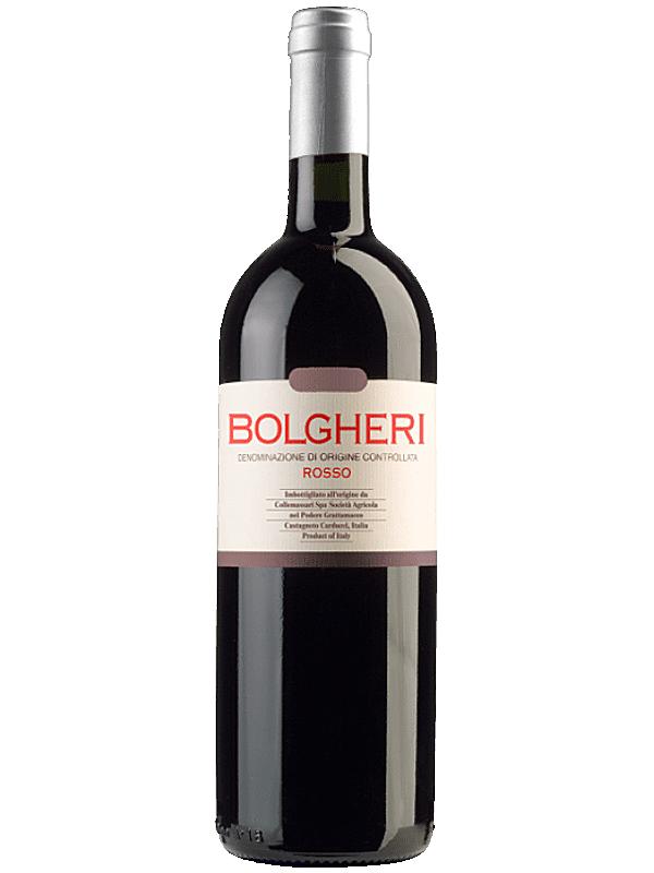 Grattamacco Bolgheri Rosso 2015