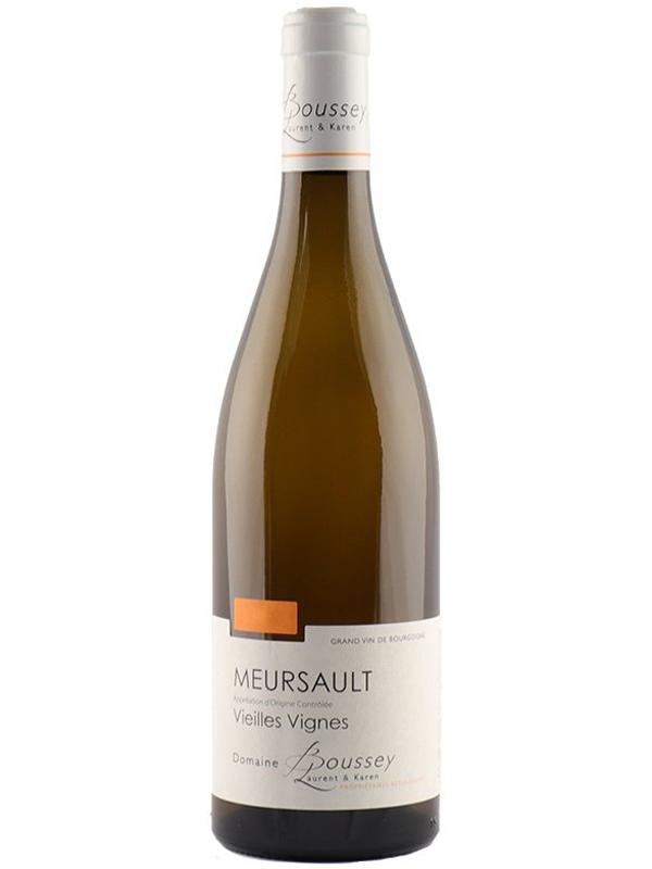 Meursault Vieilles Vignes Laurent Boussey
