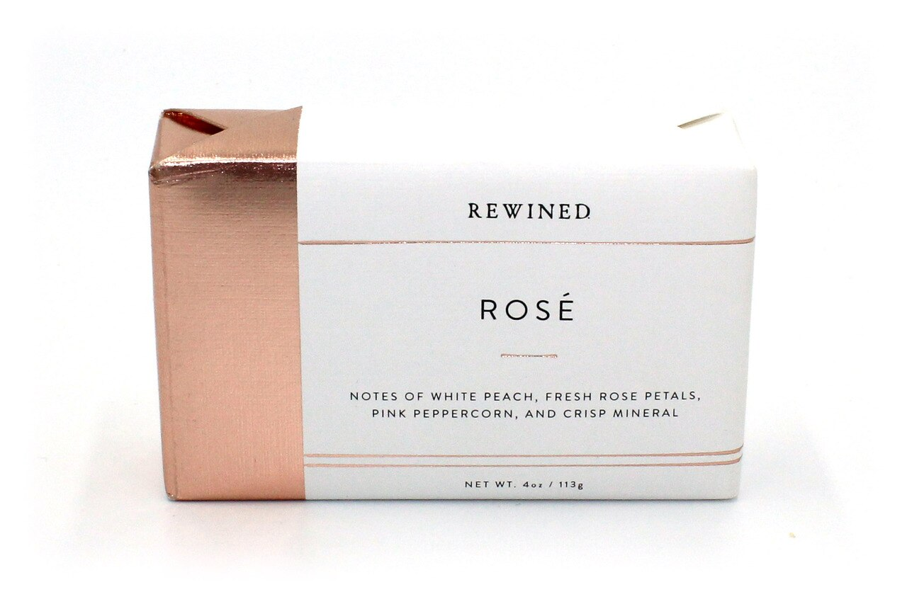 Rewined Rosé  Bar Soap